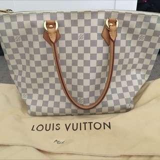Authentic Louis Vuitton Azur Totebag