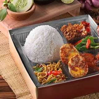 Nasi Box Bandung