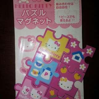 Hello Kitty Ref Magnet (Original From Sanrio Japan)