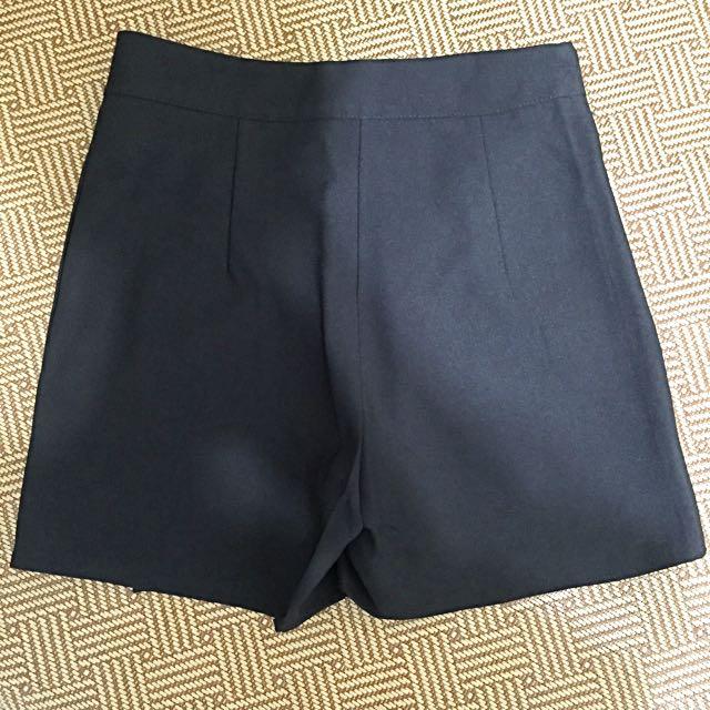 短西裝褲裙