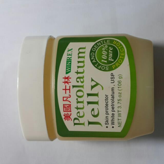 美國凡士林,可保護乾燥皮膚。
