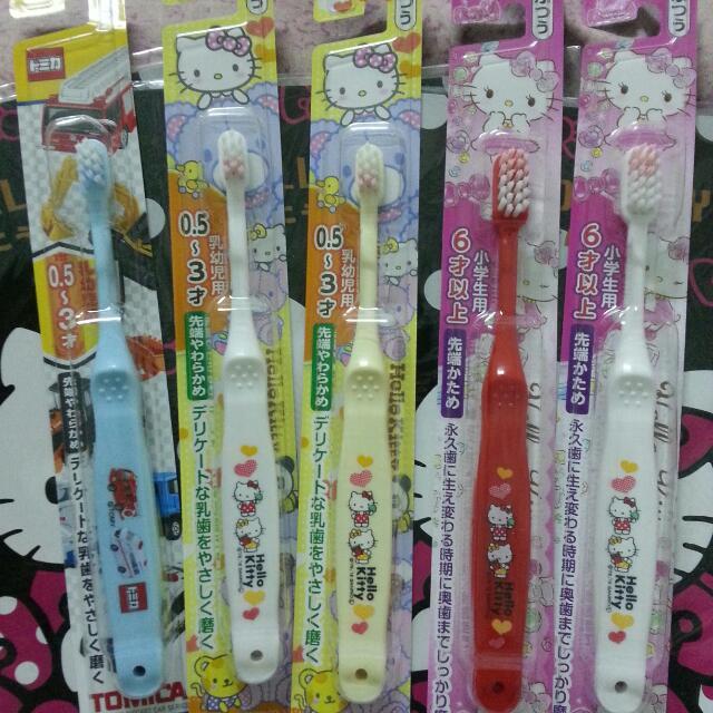 【日本製】兒童牙刷