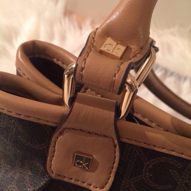 Authentic Calvin Klein Handbag