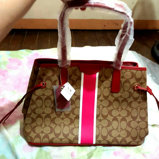 RESERVED  Coach Tote Bag