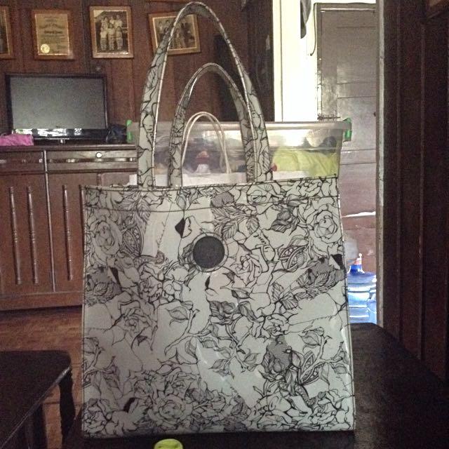 Authentic DIESEL bag (waterproof)