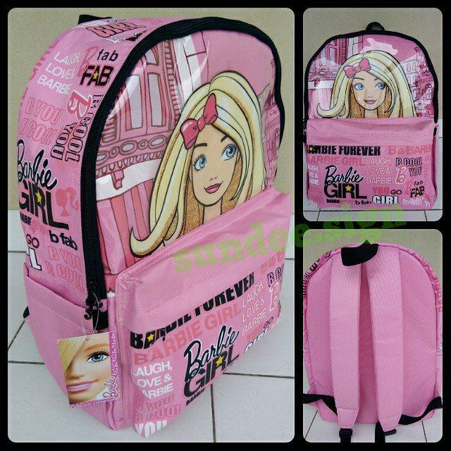 Barbie School Backpack
