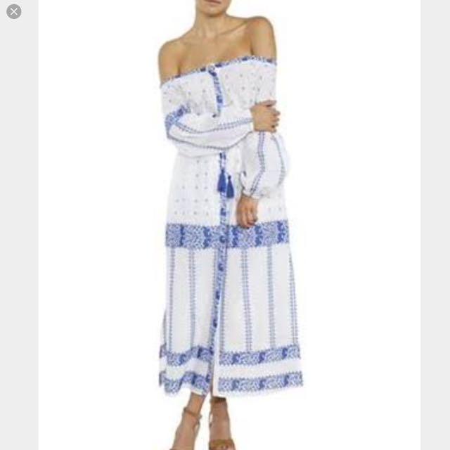 Bardot Santorini Dress size 6