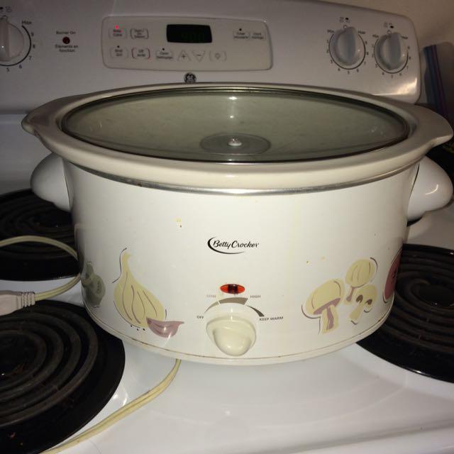 Betty Crocker Crock Pot