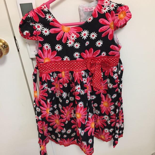 Big Joy Dress