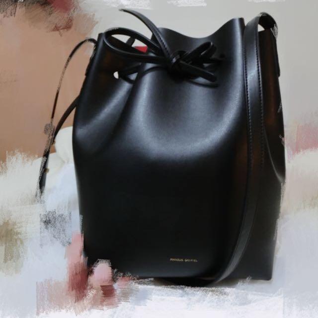 Brand New Mansur Gavriel Bucket Bag