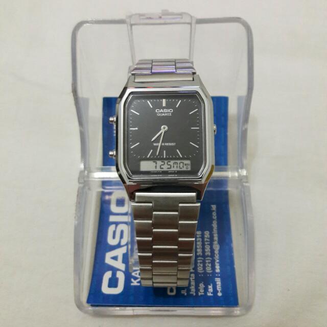 Casio AQ-230A-1DMQ