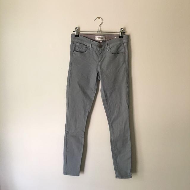 Cigarette jeans. Habitual. Size 25.