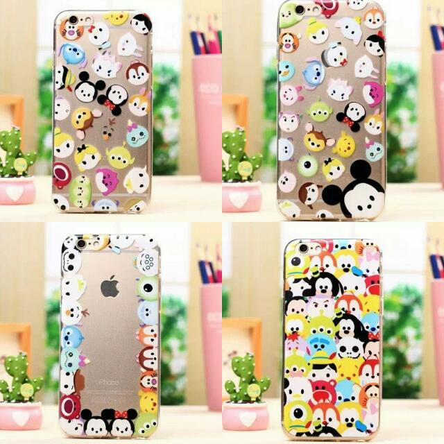CUSTOM CASE (katalog disney tsumtsum)