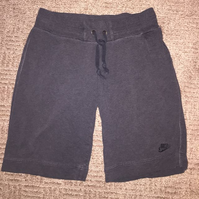 Dark grey Nike shorts