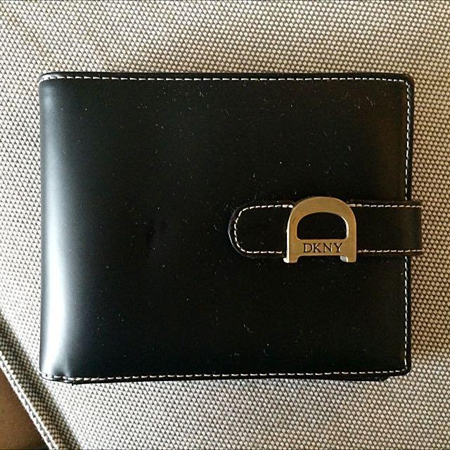 DKNY small-sized wallet