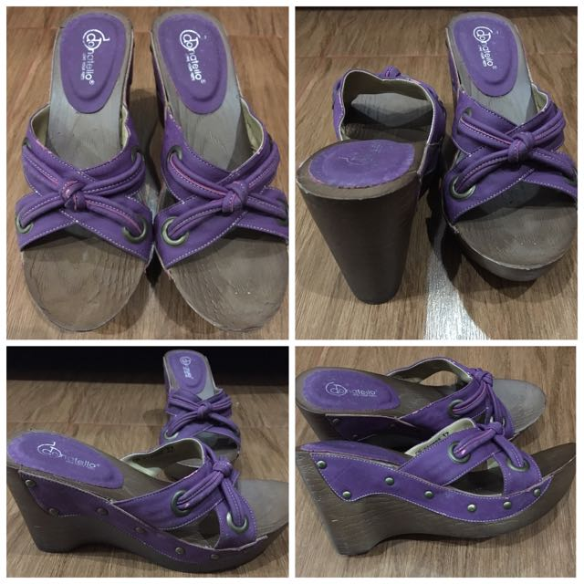 Donatello Wedges