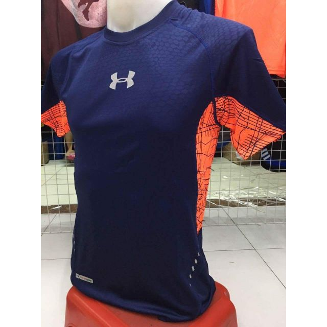 67c256ec5a060 Dri-fit Sports/Casual Shirts (Nike, Under Armour, New Balance, etc) on  Carousell