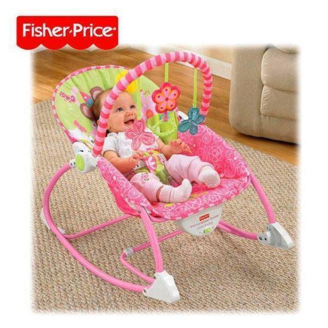 Fisher Price Infant-Toddler rocker