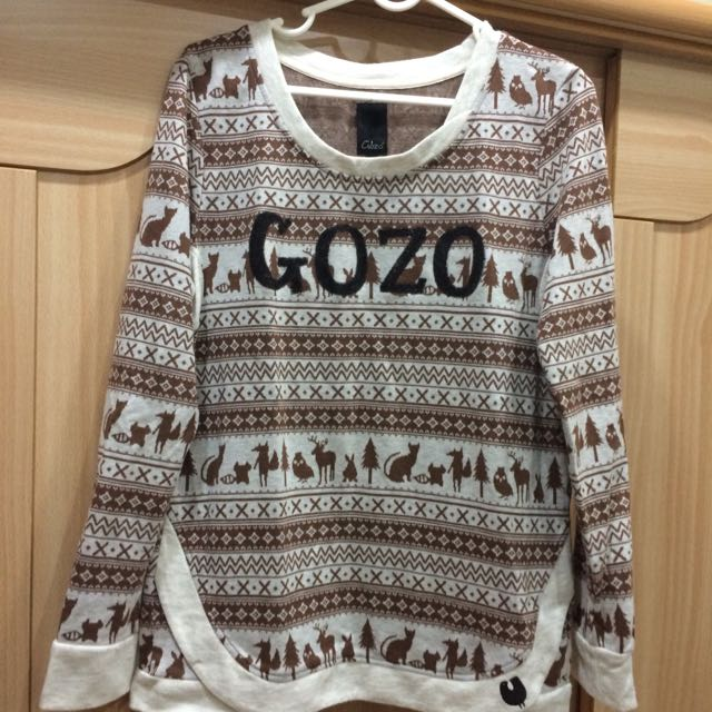 GOZO上衣