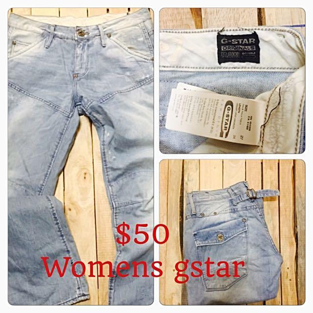 Gstar Women's Size 27