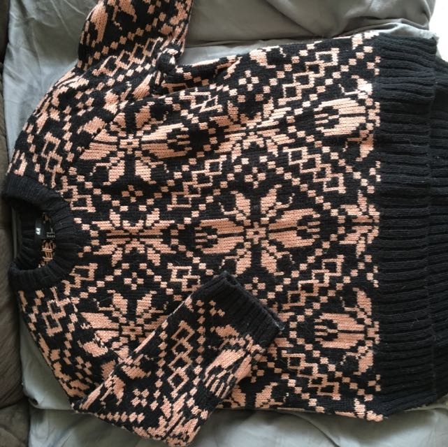 H And M Wool Sweater