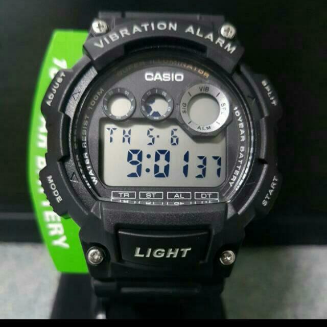 Casio Digital Sports Watch