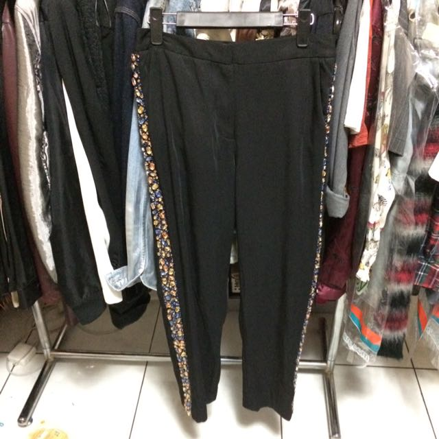 H&m Jeweled Trousers