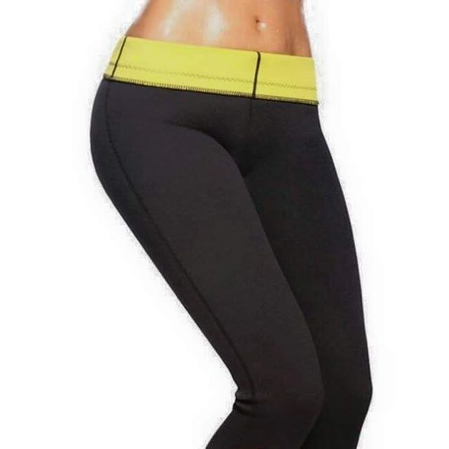 Hot Sell Shapers Stretch Neoprene Slimming Pants Burn Fat/Weight Loss Slim Up Set