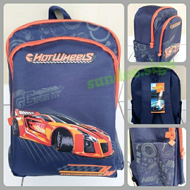 Hot Wheels Mini Backpack
