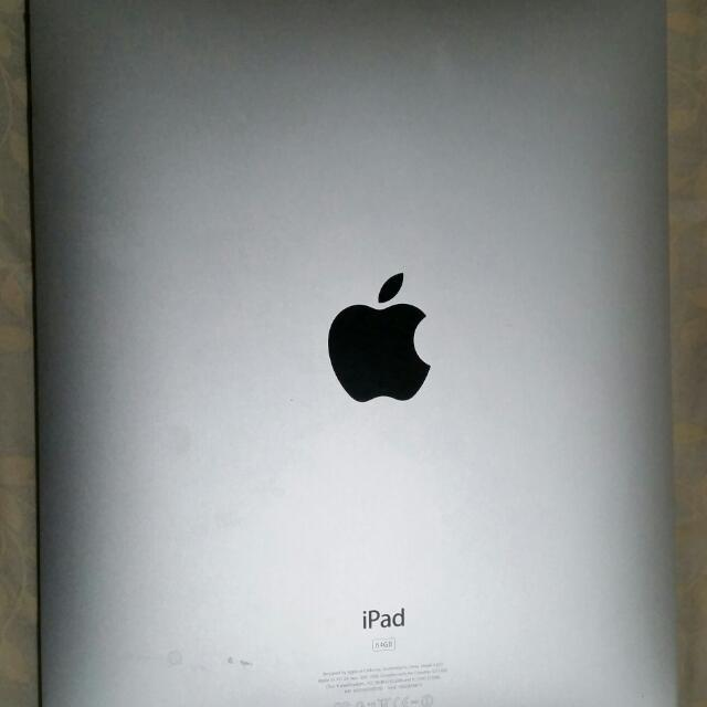 iPad First Generation 64GB Wifi + 3G