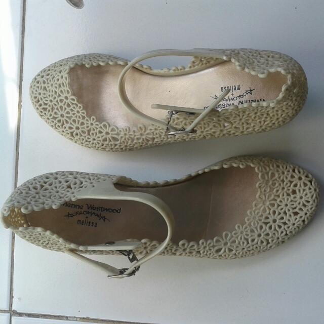 Jelly Shoes Wedges