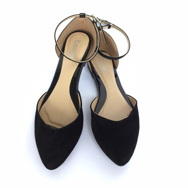 Kaninna Shoes Mella Code 315 Black