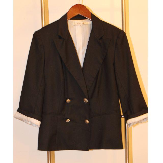 Nastygal Blazer / Jacket (Black, Size Small)