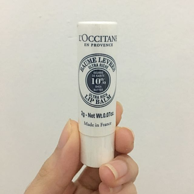 L'occitane Ultra Rich Lipbalm