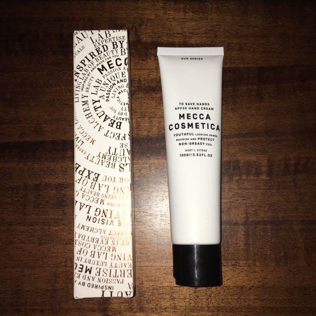 MECCA Sunscreen