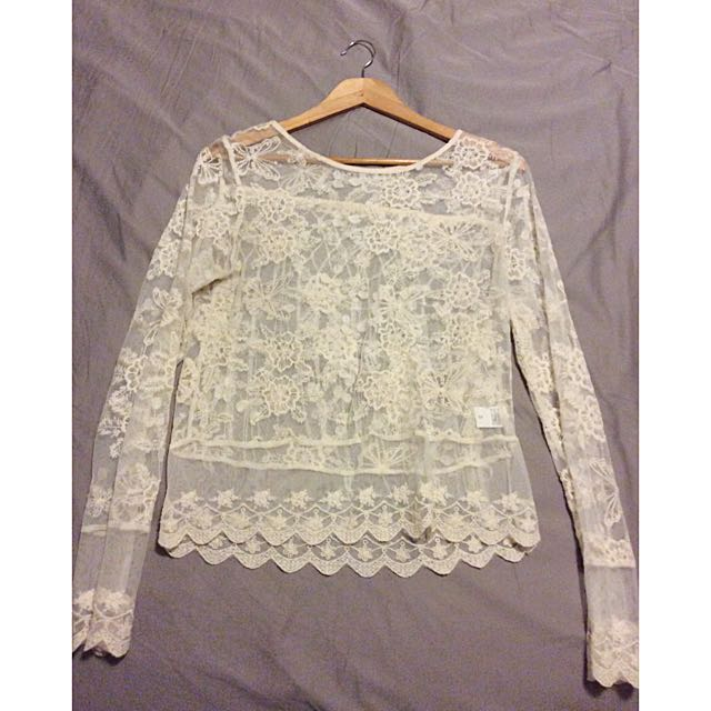 Mendocino Women's SM Long-sleeve Lacey