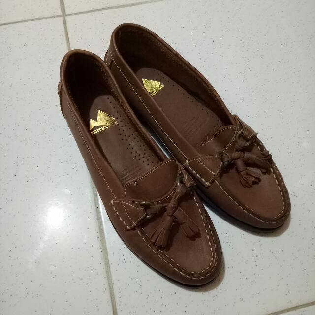 Mountain Bay  Leather Shoes