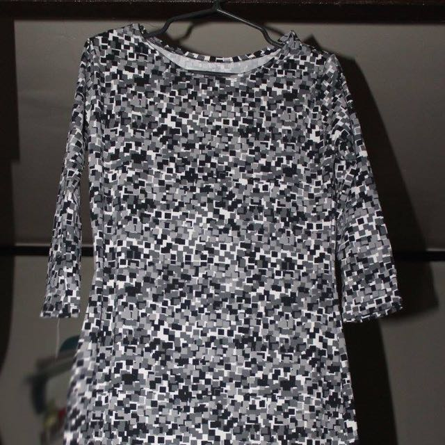 Preloved 3/4 Dress
