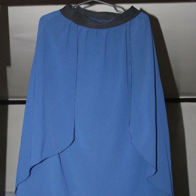 Preloved Chifon Skirt