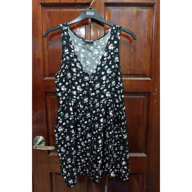 PRE-LOVED: Cotton On Floral Dress