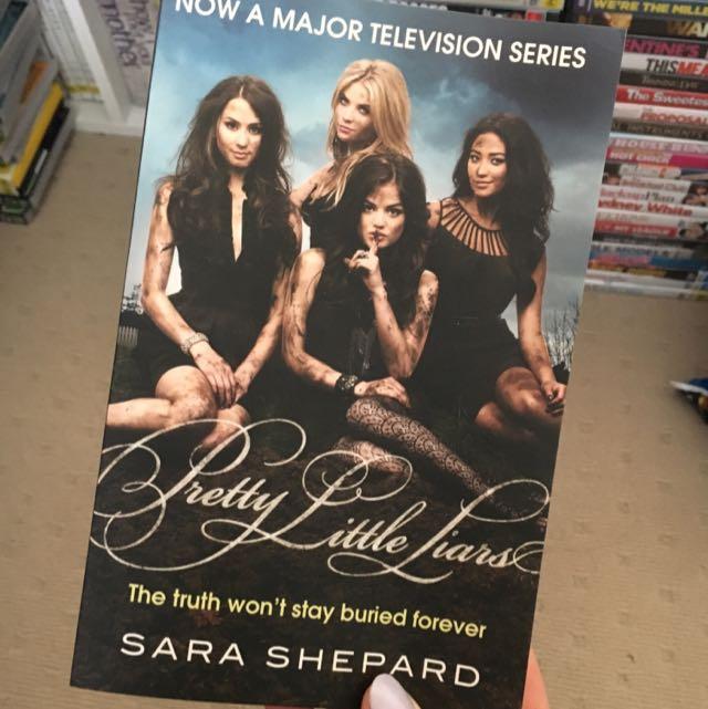Pretty Little Liars Books 1-3