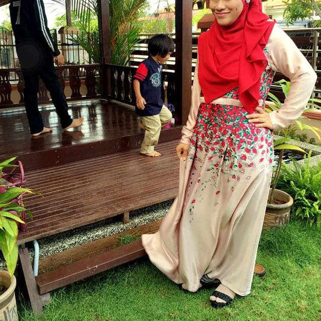 raflesia dress