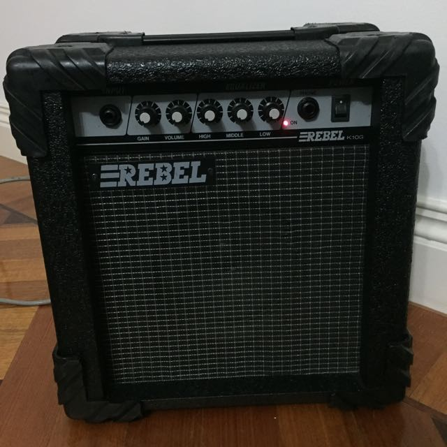 Rebel K10G Guitar 20W Amplifier