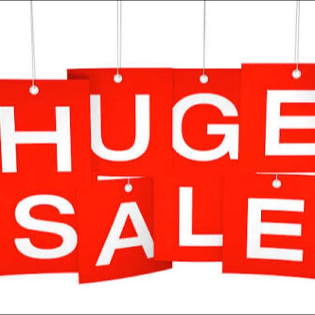 SALE !!!! FOR MOST AFFORDABLE PRICES !!!!