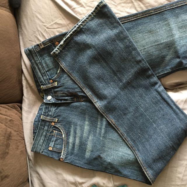 Seven Jeans Boot Leg Cut