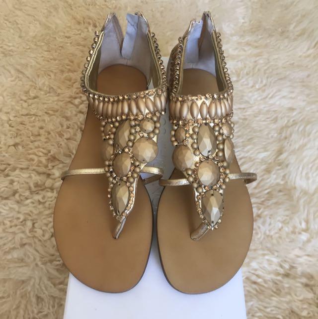 Tony Bianco 'Sunset' Sandals - Size 5