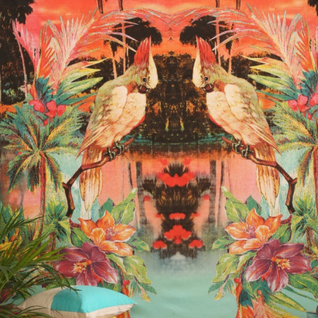 Tropical Tapestry - Urban Outfitters.