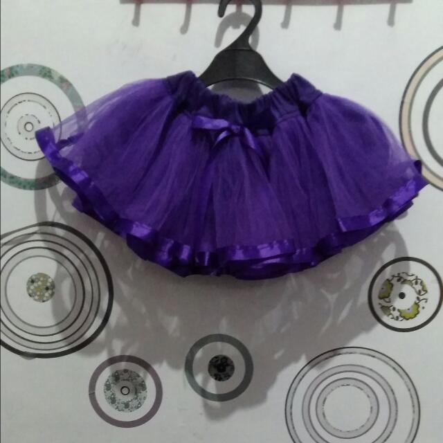 Tutu Purple
