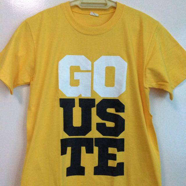 Yellow UST Tshirt