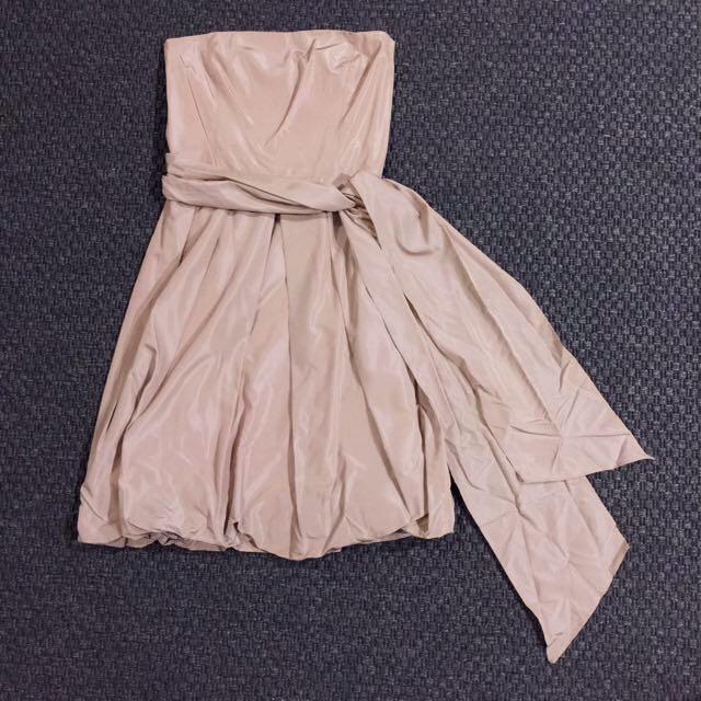 ZARA BASIC Dusty Purple Dress